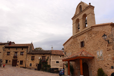 Iglesia de San Miguel Arcángel-La Hiruela-Madrid