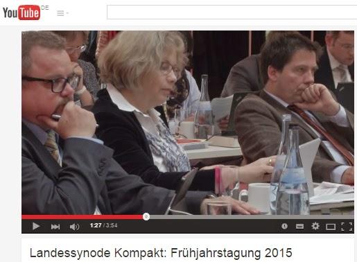 Landessynode Kompakt Dieter Abrell youtube