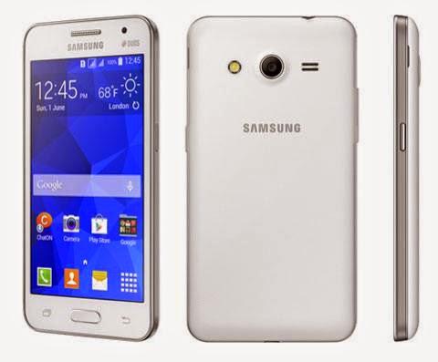 Harga Samsung Galaxy Core 2 HP Quad Core Android Kitkat