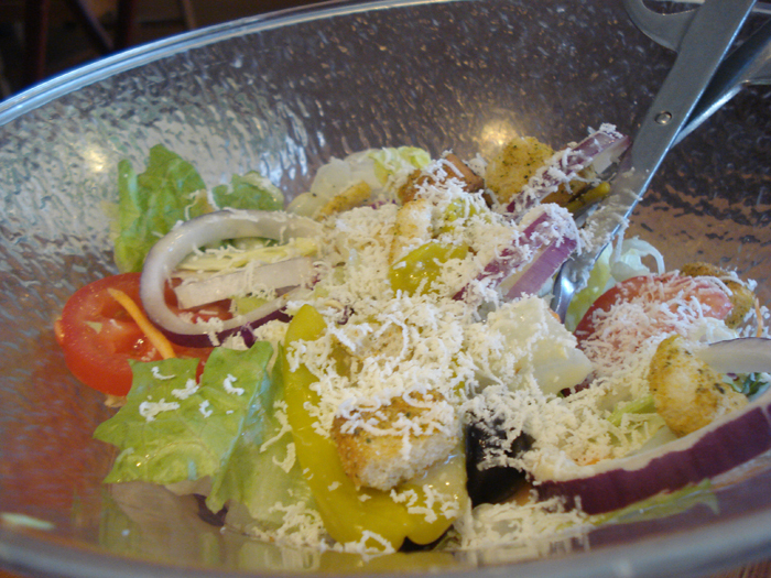 Miranda 39 S Blog Unlimited Soup And Salad At Olive Garden