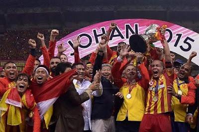 Selangor Cuti perisitiwa Esok juara piala malaysia 2015