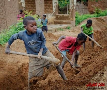 قارة إفريقيا, عالم العجائب