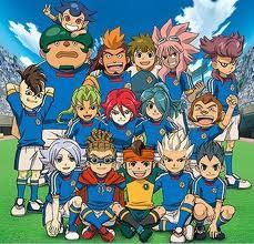 Inazuma Eleven Selección
