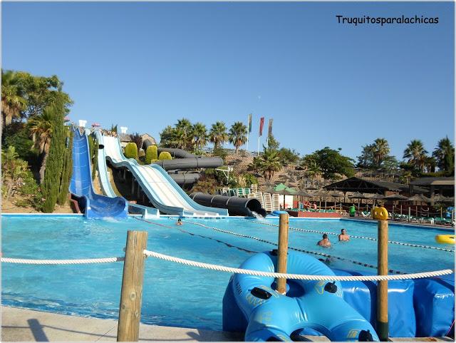 Parque acuatico bahia park