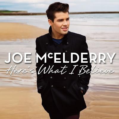 Joe McElderry - Here's What I Believe Lyrics