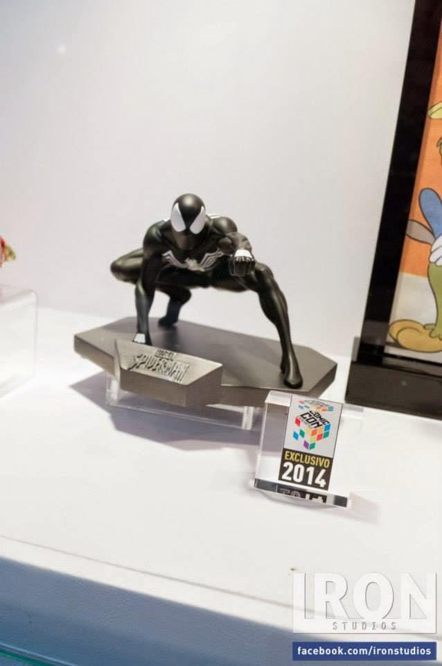 Estatuetas Homem-Aranha Iron Studios