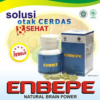 ENBEPE Natural Brain Power Nasa