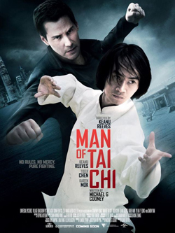 Man of Tai Chi 2013 poster