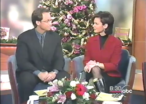 Blast From The Past: Elizabeth Vargas
