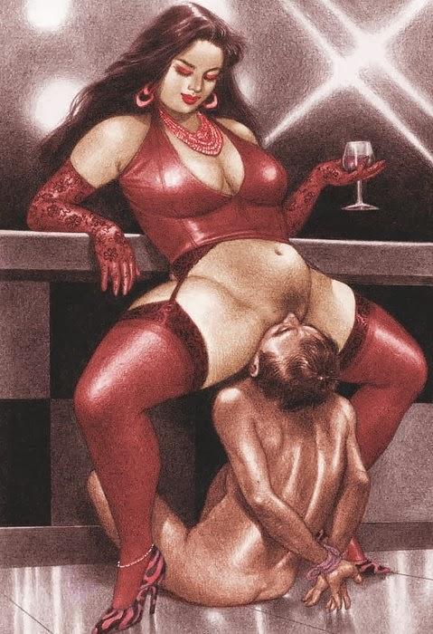 Порно фото жирной госпожи