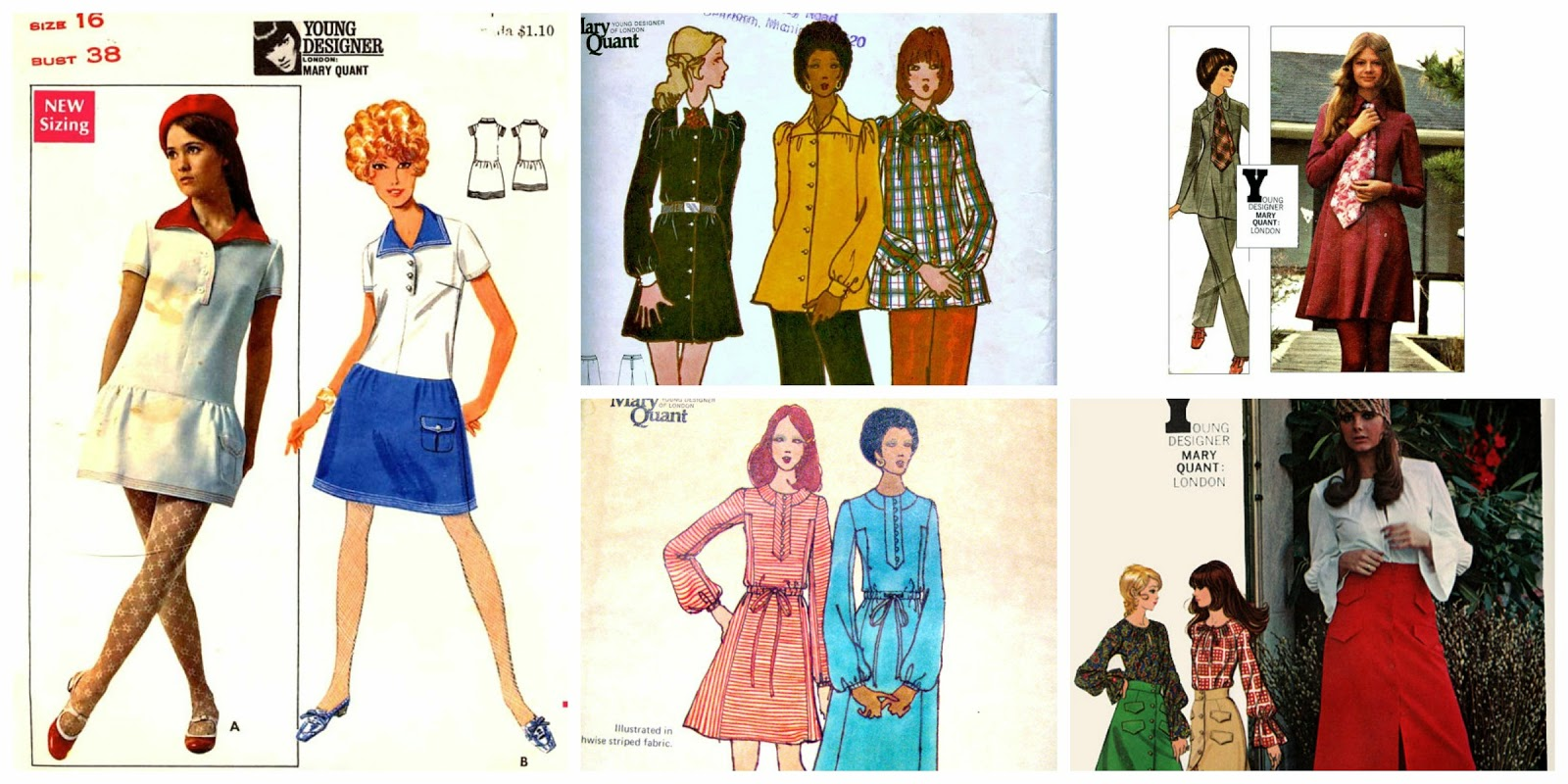 how did mary quant influence the Start studying test 4- history of dress learn how did music influence fashion in the what was mary quant known for designing in comparision to biba.