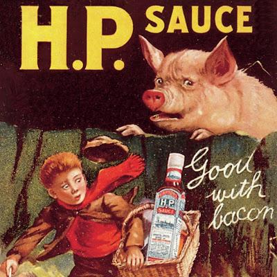 HP Sauce, H.P Sauce, Brown sauce, anacronym, backronym, banacronym