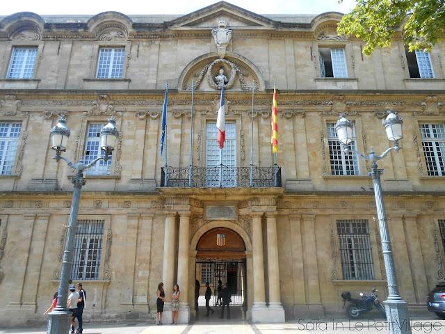 Hotel de Ville, Aix-en-Provence