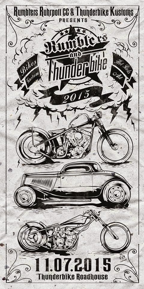 Rumble & Thunder 2015