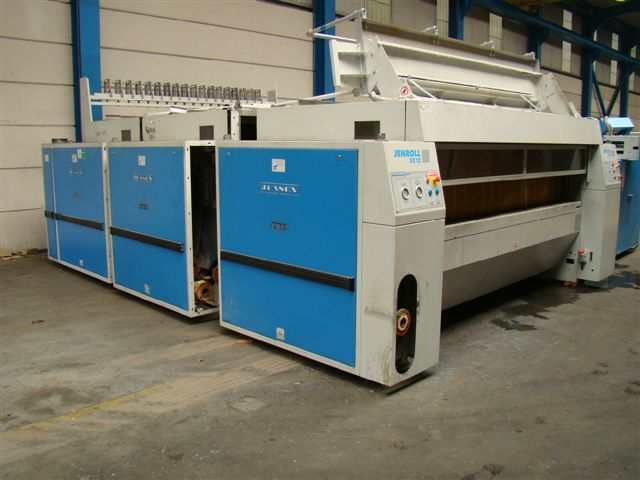 Jensen Washer Extractors ~ Cbamachines worldwide trader in industrial laundry equipment