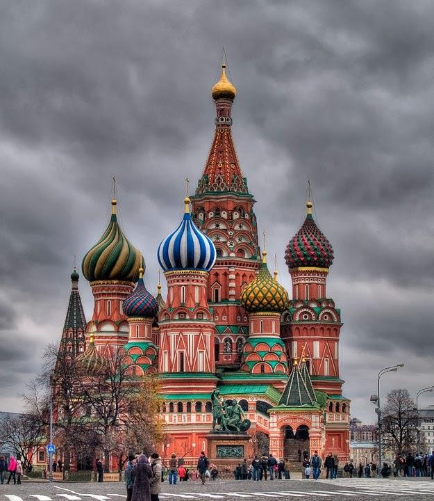 San Basílio Moscú