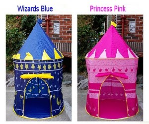 Children Castle Tent