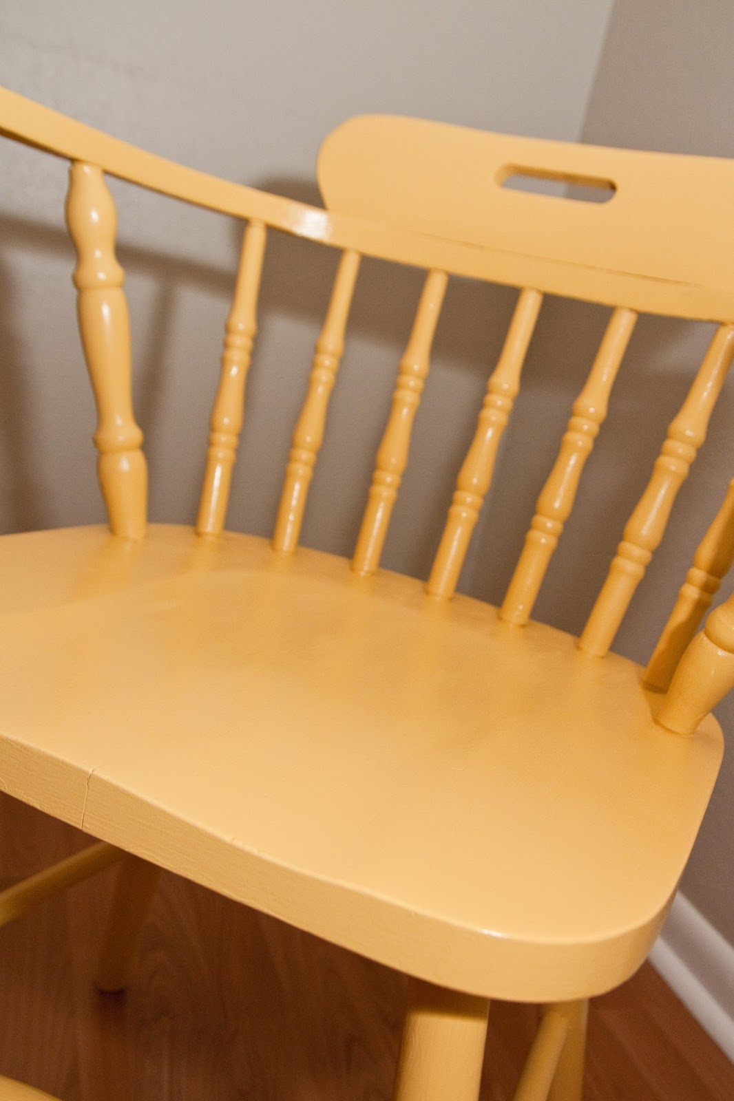 Emily's Chair Coming Home - Refrain