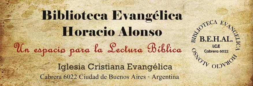 Biblioteca Evangélica Horacio Alonso