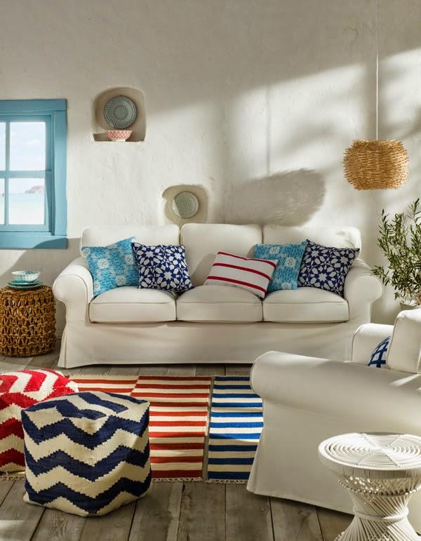 Decotips dale un toque mediterr neo a tu hogar decoraci n - Muebles estilo mediterraneo ...