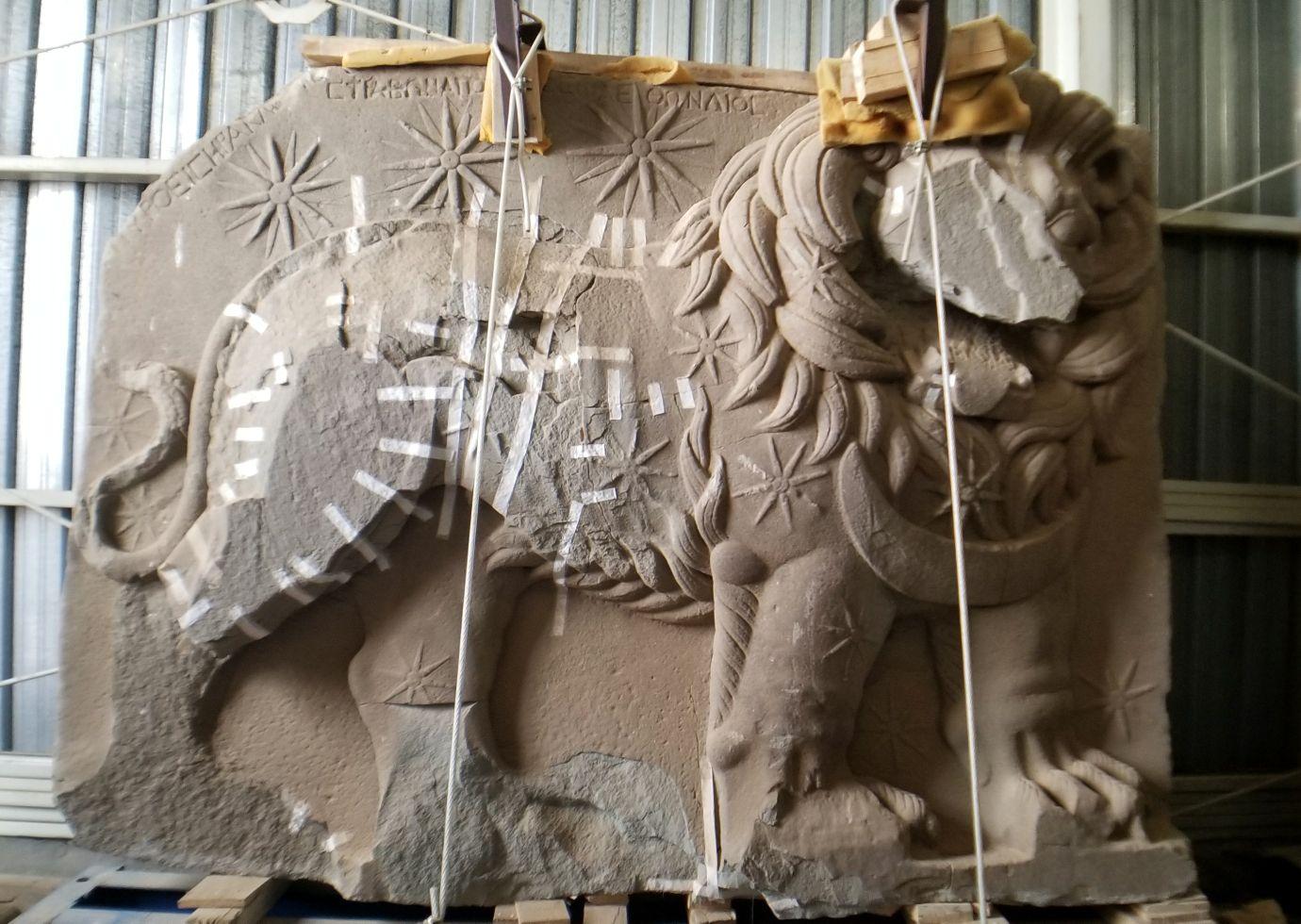 Dünya'nın en eski horoskobu; Aslanlı Horoskop