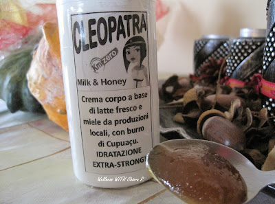Cleopatra - Mlik&Honey Emporio Natura by Chiara R.