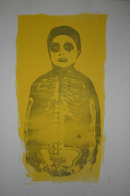 Lana Fee Rasmussen, Print on paper, 2004