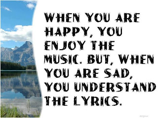 english music quote