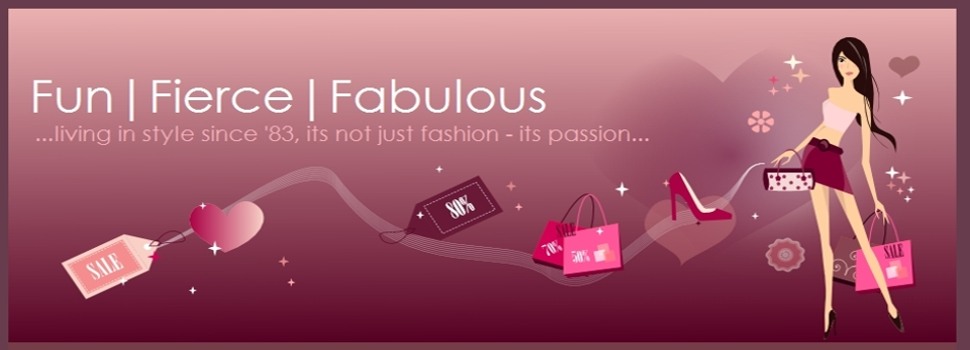 Fun|Fierce|Fabulous