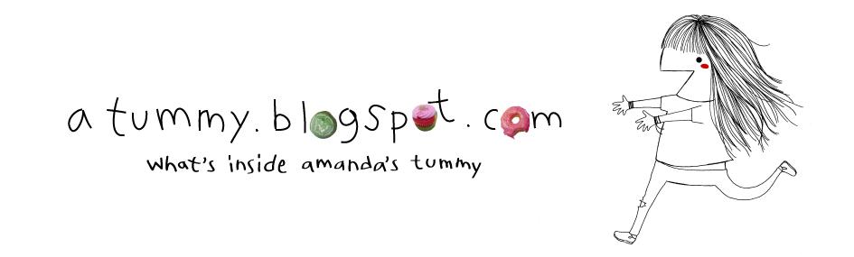 Amanda's Tummy