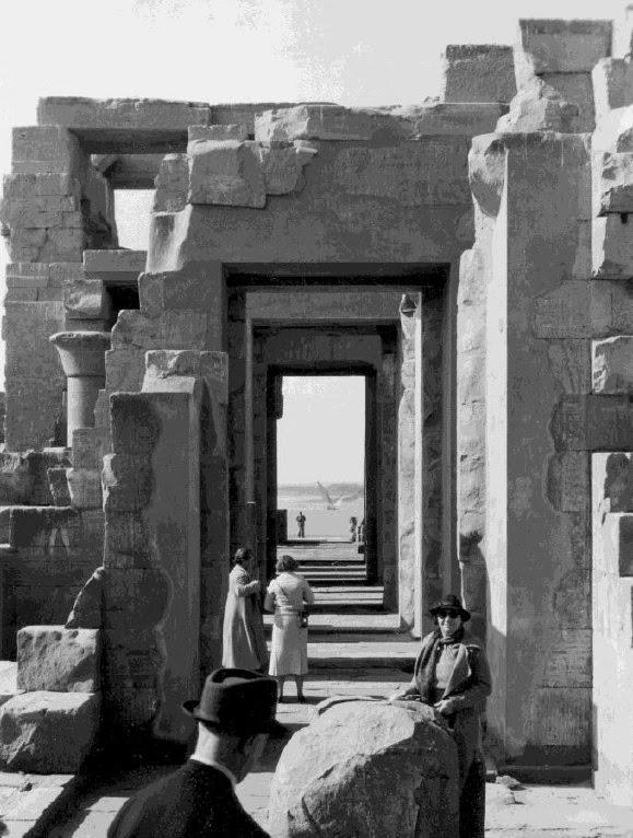 """Exposición """"Egipto 1930"""""""