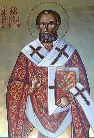 Sfantul Mucenic Irineu, Episcop de Sirmium