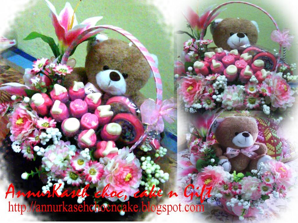 gubahan coklat~ birthday gift-sayang loly
