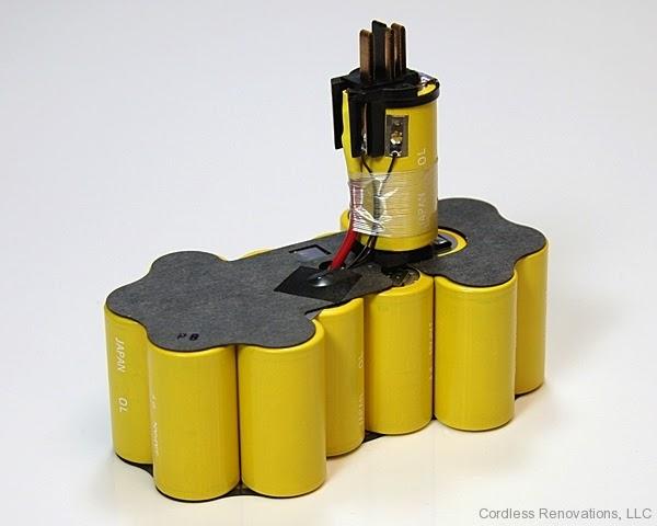 dewalt 18v battery cell