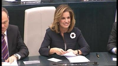 Ana Botella elegida alcaldesa de Madrid