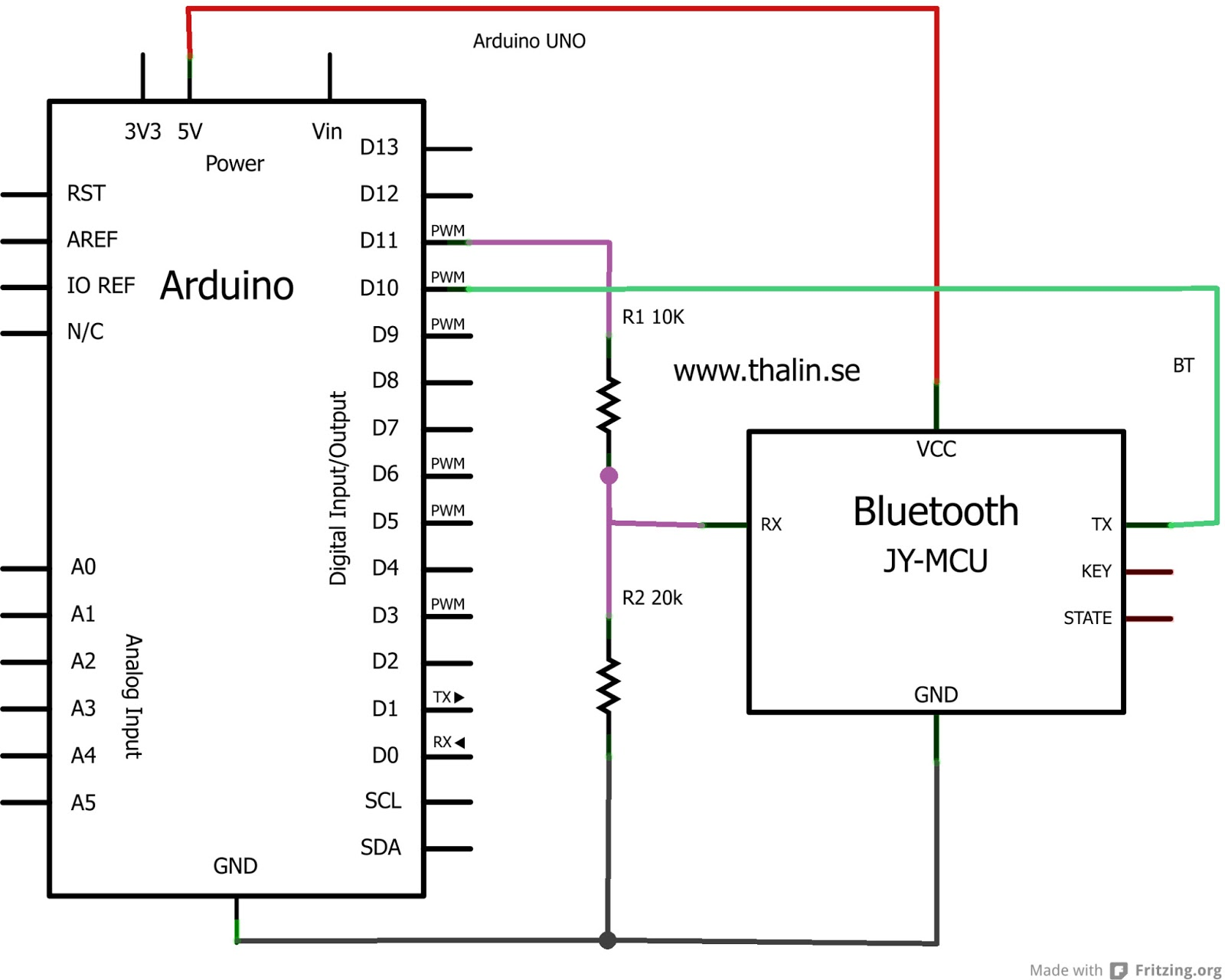 Arduino bluetooth library download