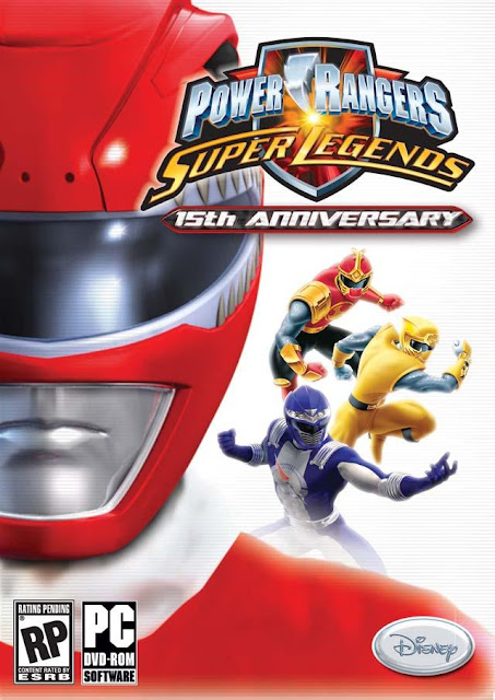 Power Rangers: Super Legends Free Download PC Game
