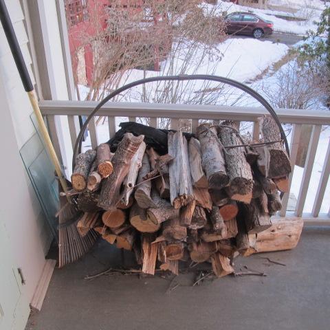 original work - firewood