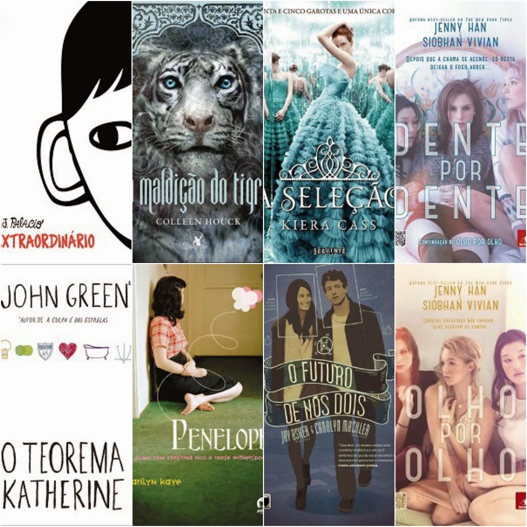 livros para você ler em 2014