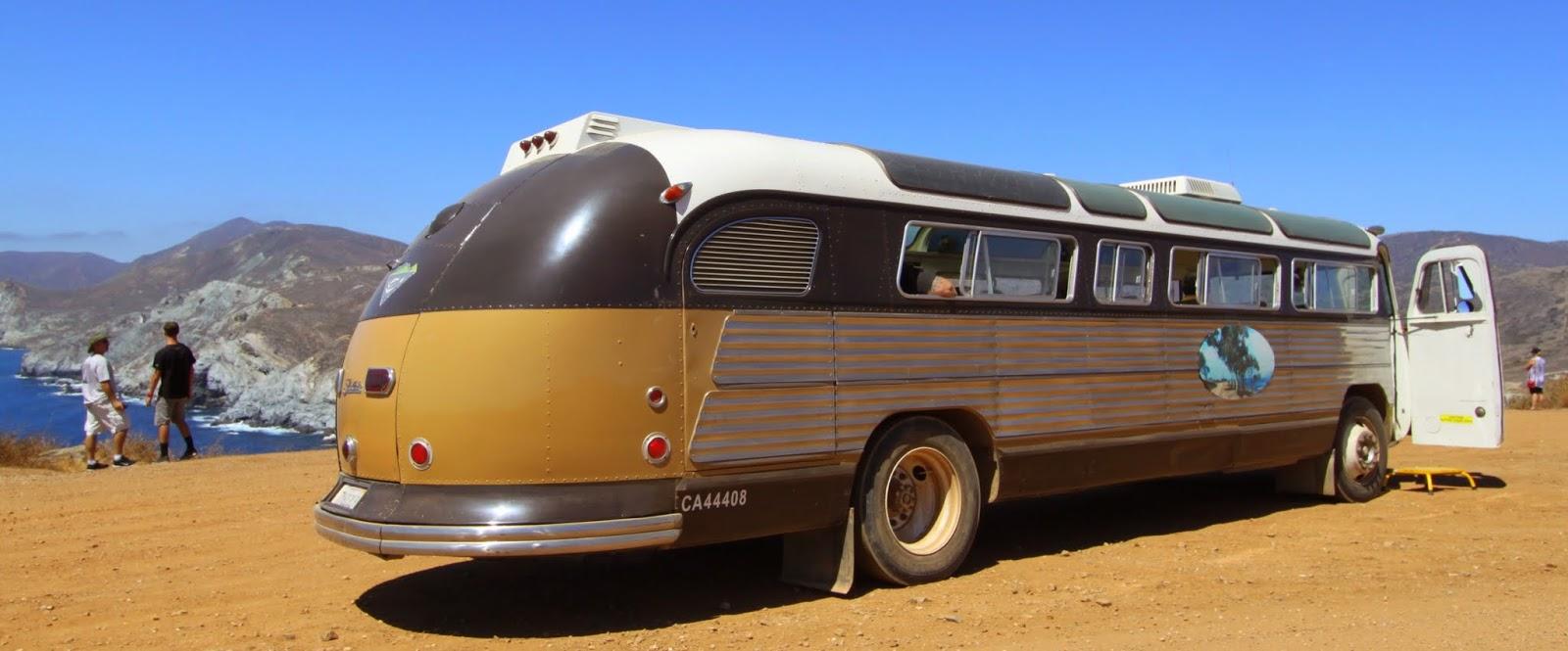 Santa Catalina Island, California, Bus Tour