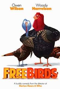 VeegMama's movie review of Free Birds