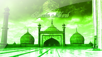 Wallpaper Ramadhan Mubarak