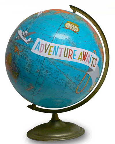 Globe from ImagineNations