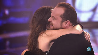 Malú y David Barrull final de la voz 2013