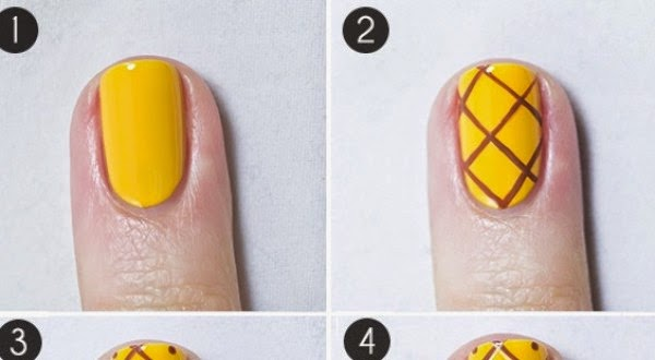 Fruits nail art design ideas step by step tutorial entertainment fruits nail art design ideas step by step tutorial prinsesfo Images