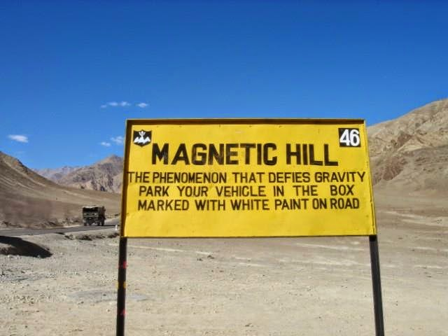 Image result for The Magnetic Hill Of Leh, Ladakh hd