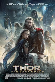 Thunderous fun and thrills from 'Thor: The Dark World'