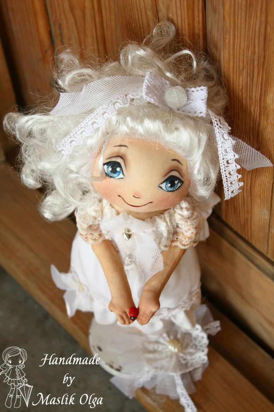 Кукольная мастерская Маслик Ольги. Текстильные куклы и игрушки