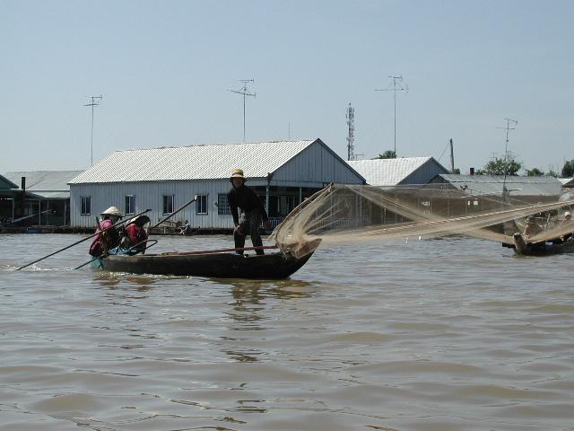 Chau Doc Voyage