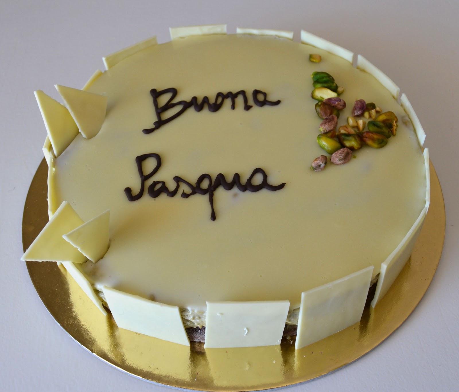Buccia 39 s cakes torte per pasqua - Decorazioni torte con glassa ...